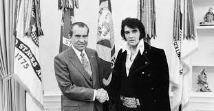 <b>Elvis Presley</b> and Richard Nixon: The Story Behind the Photo | Time