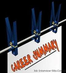 resume qualifications examples  resume summary of qualificationssection   the resume career summary