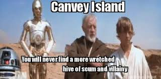 Meme Maker - Canvey Island hive of scum and villainy You will ... via Relatably.com