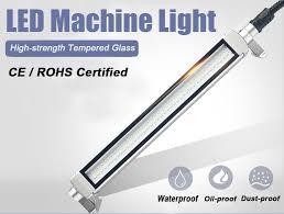 Jiujia LED Milling CNC Machine Tool Light <b>Explosion proof</b> ...