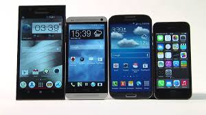 Битва титанів: Samsung Galaxy S4 & HTC One & Lenovo K900 ...