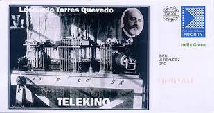 「Leonardo Torres Quevedo」の画像検索結果