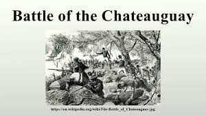 「Battle of the Chateauguay」の画像検索結果