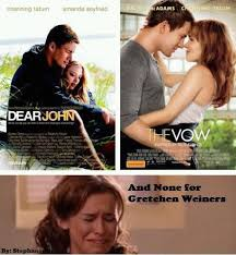 Mean Girls Gretchen Weiners Doesn't Get A Sappy Romantic Comedy via Relatably.com