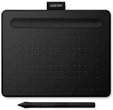 Wacom Intuos S, <b>Bluetooth</b> Pen <b>Tablet</b>, <b>Wireless</b> Graphic <b>Tablet</b> for ...