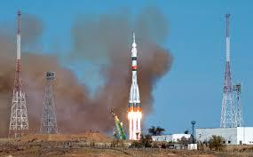 NASA <b>Astronaut</b> Kate Rubins, Crewmates Arrive Safely at <b>Space</b> ...