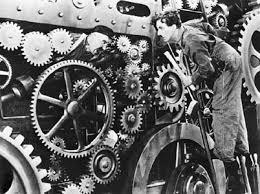Modern Times, Charlie Chaplin (1936)