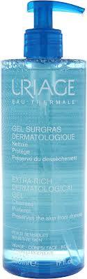 Uriage Обогащенный дерматологический <b>гель для лица и</b> тела ...