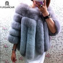 Best value <b>Fursarcar Winter</b> Women Fox Fur – Great deals on ...