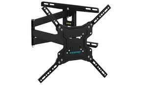 Кронштейн для телевизора <b>Kromax DIX-19 черный</b> 22-65 макс ...