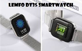 <b>Lemfo DT35</b> New <b>Smartwatch</b> With ECG and Bluetooth Call ...