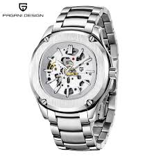 <b>PAGANI DESIGN</b> Automatic Watches Mens Luxury Brand ...