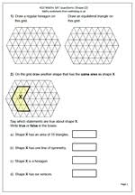 Ks2 Maths Worksheets | Maths BlogKS2 SATs revision: Shape (2)