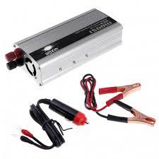 1500W WATT DC <b>12V</b> to AC 220V Portable <b>Car</b> Power <b>Inverter</b> ...