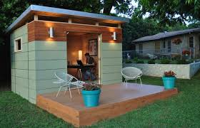 backyard home office. anyone whou0027s read michael pollanu0027s a place of my own has probably fantasized about having backyard office shed the reader may have also realized halfway home