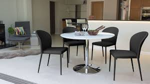 white dining table black chairs  dining table white round dining table modern white round dining table