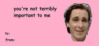 american psycho meme - Google Search | My Funny Valentine ... via Relatably.com