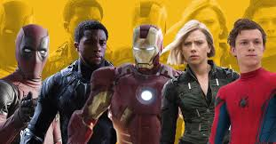 A Complete List of Upcoming <b>Marvel</b> Movies: Dates, Casts | Time