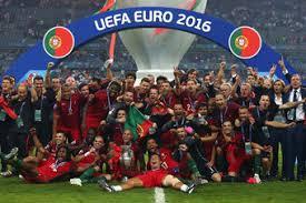 Resultado de imagem para portugal campeão europeu 2016