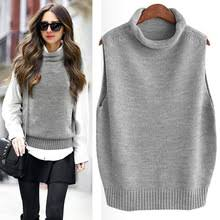 Buy cashmere sleeveless <b>sweater</b> and get free shipping on ...