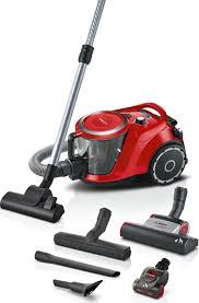 Бытовой <b>пылесос Bosch BGS41ZOORU</b>, красный — купить в ...