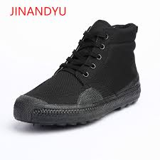 <b>All Season Army Boots</b> for Man Canvas Shoes Men Camouflage ...