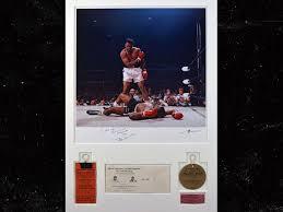 Muhammad Ali's Liston Knockout Pic Hits Auction | TMZ.com