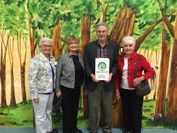 community greenfield ohio greenfield received its second consecutive tree city usa award on 22 at west carrollton l r betty bishop kandace wilson ron coffey patsy smith