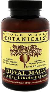 Whole World Botanicals - Royal Maca Vitality - Libido ... - Amazon.com