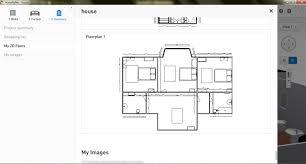 Free Floor Plan Software   HomeByMe ReviewFree Floor Plan Software Home By Me D summary first floor
