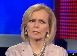 Peggy Noonan. Conservative columnist Peggy Noonan denounced Mitt Romney's presidential campaign in a blistering blog post on Tuesday. - s-PEGGY-NOONAN-large