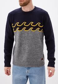 <b>Джемпер Billabong WAVES SWEATER</b> купить за 129.00 руб в ...