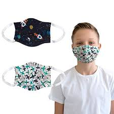The Best <b>Kids</b>' Face <b>Masks</b> They'll Actually Wear | Fatherly