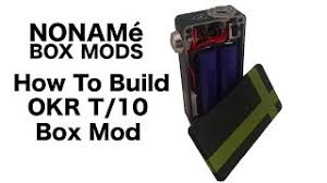 okr t10 box mod part kit