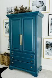 behind the blog emily a clark teal furniture bedroompainted astonishing pinterest refurbished furniture photo