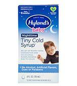 Hyland's <b>Baby</b> – <b>Tiny Cold Syrup</b> Nightime – Planting Seeds Digital ...