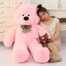 [60 120cm <b>5 Colors</b>] Giant <b>Large Size</b> Teddy Bear Plush Toys ...
