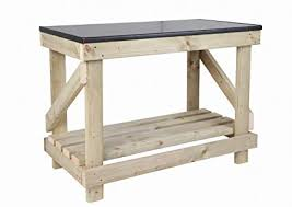 3FT Wooden Work Bench <b>New</b> Kitchen TOP <b>Style Heavy Duty</b>