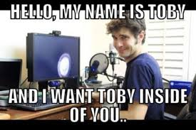 toby meme | Tumblr via Relatably.com