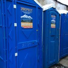 Туалетная кабина бу. – купить в Москве, цена 8 000 руб., дата ...