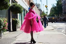 <b>Hot</b> Pink Is the Color of <b>Spring</b> 2020, According to Paris <b>Fashion</b> Week