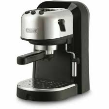 <b>DeLonghi EC271.B</b> Espresso 1L Pump Coffee Machine - Black for ...