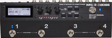MS-3 | Multi Effects Switcher - BOSS