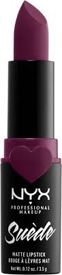 NYX Professional Makeup Suede Matte Lipstick <b>Матовая помада</b> ...