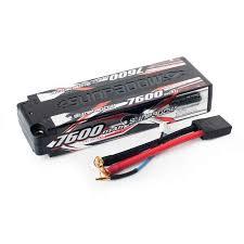 Купить <b>Аккумулятор Sunpadow Li-Po 2S2P</b> 7600mAh 45C/90C ...