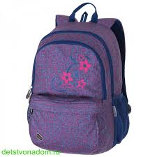 <b>Рюкзак Pulse Spin Pink</b> Flower 121199