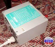 Переделка компьютерного <b>блока питания</b> мощностью 200Вт ...