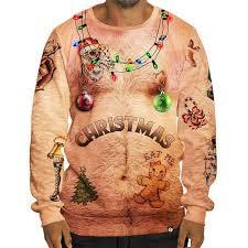 Women Christmas Ugly Sweatshirt Hoodie <b>Funny 3D</b> Printed ...