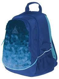 Купить <b>Berlingo Рюкзак Style Techno</b> Blue по выгодной цене на ...