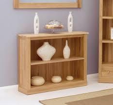baumhaus mobel low bookcase baumhaus mobel solid oak medium wall mirror